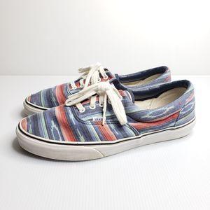 Vans Southwestern Print Men's Canvas Low Top Shoes